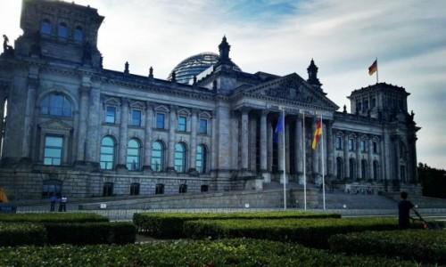 Zdjecie NIEMCY / Berlin / Berlin / Reichstag