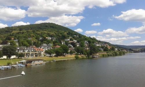 NIEMCY / Badenia-Wirtembergia / Heidelberg / Heidelberg
