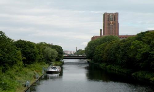 Zdjęcie NIEMCY / Brandenburgia / Berlin / Żegluga kanałami
