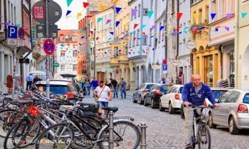 Zdjęcie NIEMCY / Bawaria / Regensburg / Regensburg1