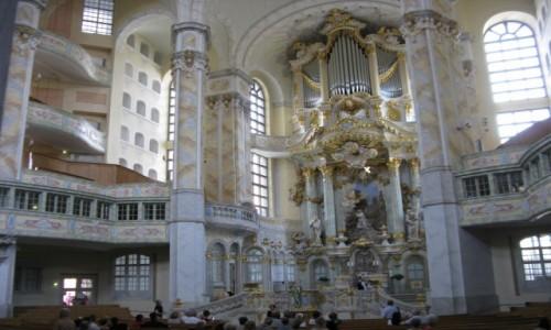 Zdjecie NIEMCY / - / Drezno / Frauenkirche cd