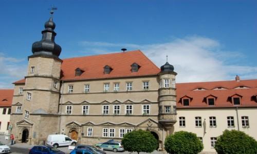 Zdjecie NIEMCY / Saksonia An. / Centrum / Ma�e miasteczko