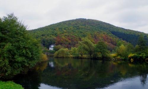 NIEMCY / westfalia / sauerland / - zak�tek w jesiennych kolorach-