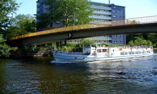 Zdjecie NIEMCY / Brandenburgia / Berlin / Statek wycieczk