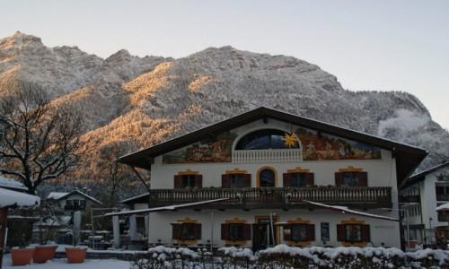 Zdjecie NIEMCY / - / Garmisch-Partenkirchen / Garmisch-Parten
