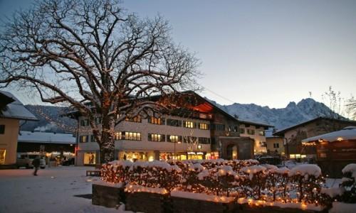 Zdjecie NIEMCY / Bawaria / Garmisch-Partenkirchen / świątecznie w G