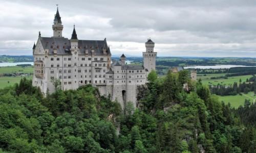 Zdjecie NIEMCY / Bawaria / Hohenschwangau / Neuschwanstein