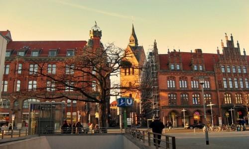 Zdjecie NIEMCY / Dolna Saksonia / Hanower / Ulica