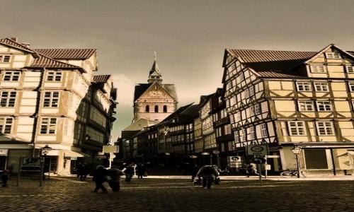 Zdjęcie NIEMCY / Dolna Saksonia / Hanower / Starówka