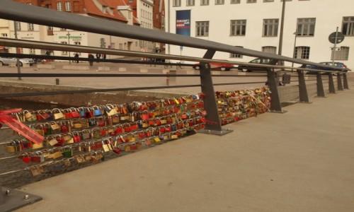 Zdjęcie NIEMCY / Lubeka / centrum / miłość