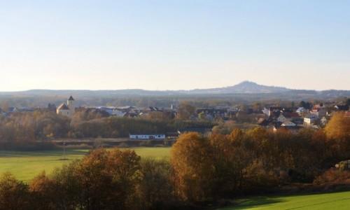 Zdjęcie NIEMCY / Bawaria / Neustadt an der Waldnaab / Neustadt an der Waldnaab, panorama