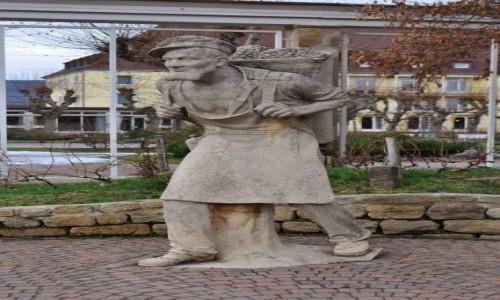 Zdjecie NIEMCY / Nadrenia-Palatynat / Bad Dürkheim / Bad Dürkheim, pomnik winiarza