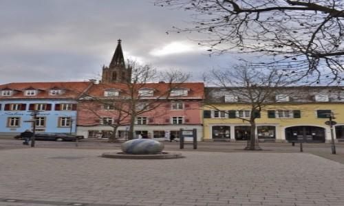 NIEMCY / Nadrenia-Palatynat / Bad Dürkheim / Bad Dürkheim, stare miasto