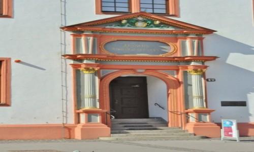 Zdjecie NIEMCY / Nadrenia-Palatynat / Bad Dürkheim / Moguncja, dawne kolegium jezuickie, dziś uniwersytet
