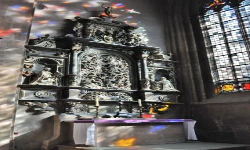 Zdjęcie NIEMCY / Nadrenia-Palatynat / Moguncja / Moguncja, katedra