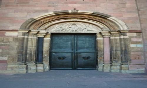 NIEMCY / Nadrenia-Palatynat / Moguncja / Moguncja, katedra