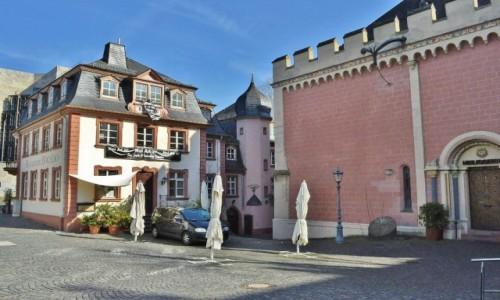 Zdjęcie NIEMCY / Rheinland-Pfalz / Moguncja / Moguncja,stare miastoi