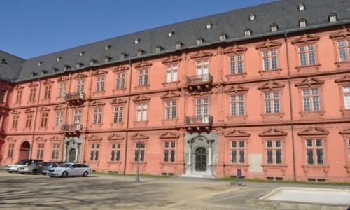 Zdjęcie NIEMCY / Rheinland-Pfalz / Moguncja / Moguncja,Kurfürstliches Schloss