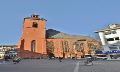 Zdjęcie NIEMCY / Rheinland-Pfalz / Moguncja / Moguncja,St. Quintin