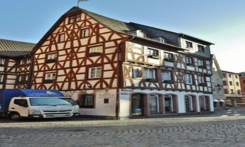 Zdjecie NIEMCY / Rheinland-Pfalz / Moguncja / Moguncja,stare miasto