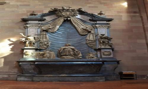 Zdjęcie NIEMCY / Rheinland-Pfalz / Moguncja / Moguncja,katedra, epitafium