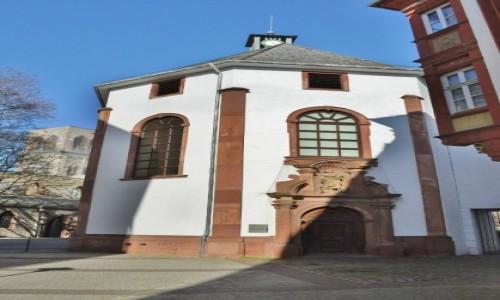 Zdjęcie NIEMCY / Rheinland-Pfalz / Moguncja / Moguncja,stare miasto
