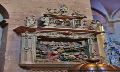 Zdjęcie NIEMCY / Rheinland-Pfalz / Moguncja / Moguncja,katedra