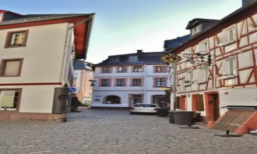 Zdjecie NIEMCY / Rheinland-Pfalz / Moguncja / Moguncja,stare miasto - koniec