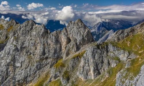 Zdjęcie NIEMCY / Bawaria / Karwendel / Na szlaku...