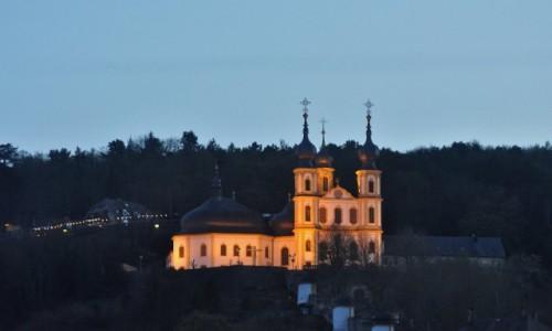 Zdjęcie NIEMCY / Frankonia / Wurzburg / Wuerzburg Kapelle