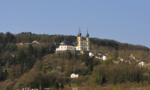 Zdjęcie NIEMCY / Frankonia / Wurzburg / Wurzburg Kapelle