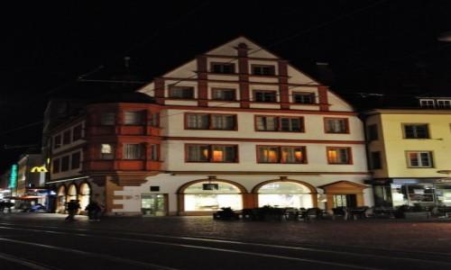 Zdjęcie NIEMCY / Frankonia / Wurzburg / Wurzburg nocą