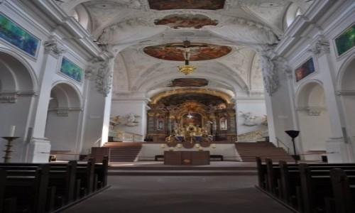 Zdjęcie NIEMCY / Frankonia / Wurzburg / Wurzburg, Neumünster