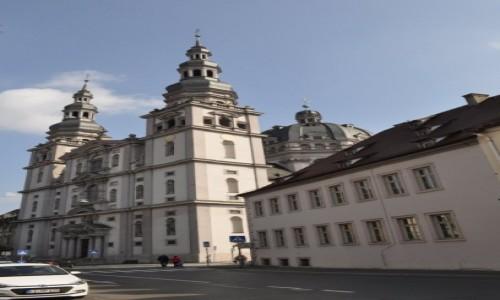 Zdjęcie NIEMCY / Frankonia / Wurzburg / Wurzburg, Kollegiatstift Haug