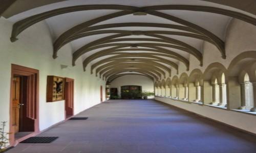 Zdjęcie NIEMCY / Frankonia / Wurzburg / Wurzburg, klasztor franciszkanów