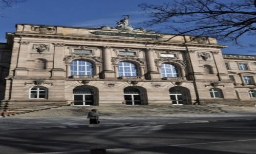 Zdjęcie NIEMCY / Frankonia / Wurzburg / Wurzburg, jeden z budynków Uniwersytetu