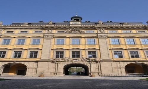 Zdjecie NIEMCY / Frankonia / Wurzburg / Wurzburg, stary szpital