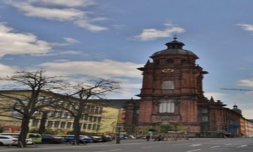 Zdjecie NIEMCY / Frankonia / Wurzburg / Wurzburg, zakamarki