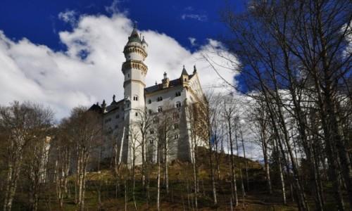 Zdjęcie NIEMCY / Bawaria / gmina Schwangau / Neuschwanstein