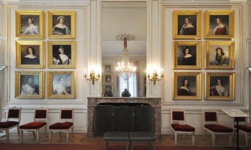 Zdjęcie NIEMCY / Bawaria / Monachium- Nymphenburg Palace / Schonheitengalerie