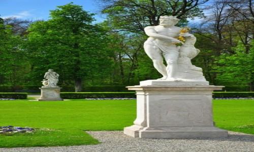 Zdjęcie NIEMCY / Bawaria / Monachium / Palace Nymphenburg