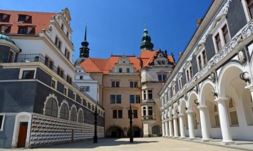 NIEMCY / Saksonia / Drezno / Rezydencja Wettynów w Dreźnie