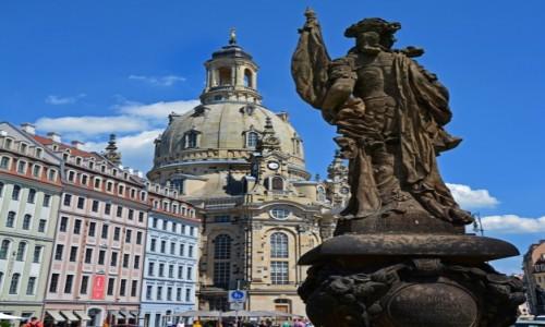 Zdjęcie NIEMCY / Saksonia / Drezno / Frauenkirche