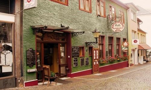 Zdjęcie NIEMCY / Dolna Saksonia / Hildesheim / Uliczkami...