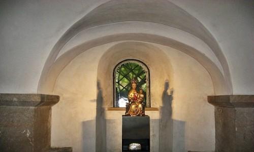 Zdjecie NIEMCY / Dolna Saksonia / Hildesheim / ...a za oknem krzew dzikiej róży...