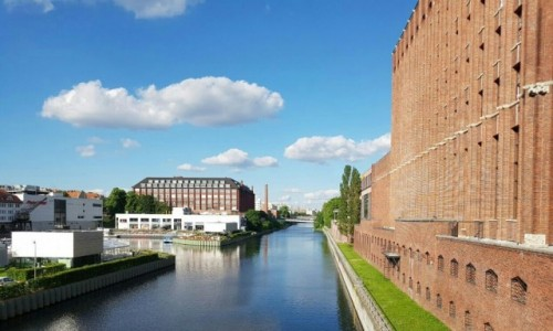 Zdjecie NIEMCY / Niemcy / Berlin / Kanał Teltow