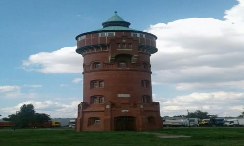 Zdjęcie NIEMCY / Niemcy / Berlin / Zabytkowa wieża ciśnień
