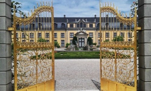 Zdjecie NIEMCY / Dolna Saksonia / Hanower / Za Złotą Bramą
