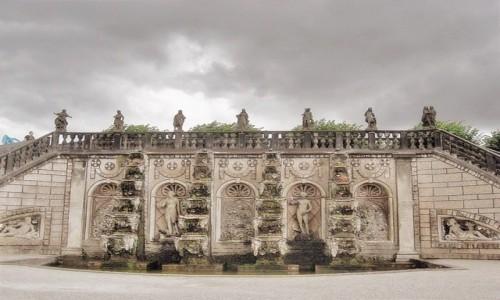 Zdjęcie NIEMCY / Dolna Saksonia / Hanower / Barokowa fontanna