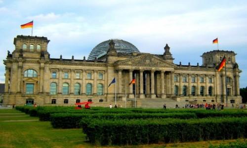 Zdjęcie NIEMCY / - / Berlin / Reichstag